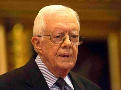 Former US president Jimmy Carter says he could not have managed presidency at 80