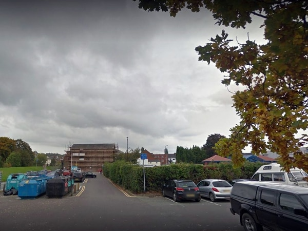 Shopkeeper fined for dumping rubbish in Newtown car park