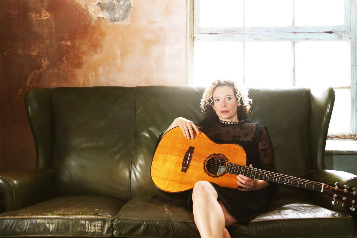 Kate Rusby who has been confirmed as a headline act at Shrewsbury Folk Festival.