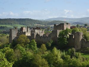 Where a prince became a king – Ludlow Castle