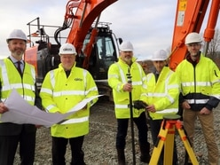 Shropshire contractor chosen to deliver firm's new Oswestry HQ