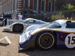 In Pictures: A very British take on the Concours d'Elegance at Hampton Court Palace
