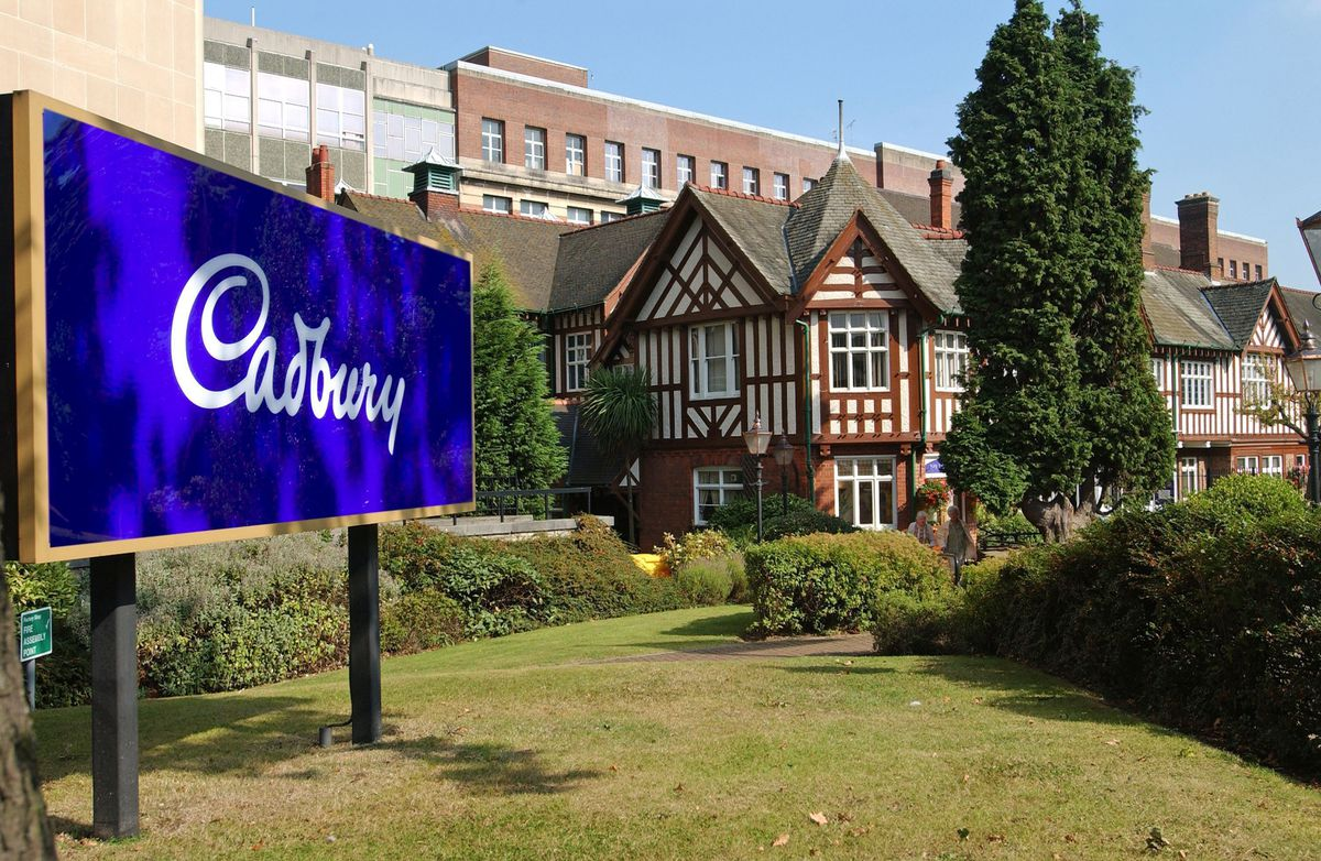 The Bournville Cadbury site, owned by Mondelez International