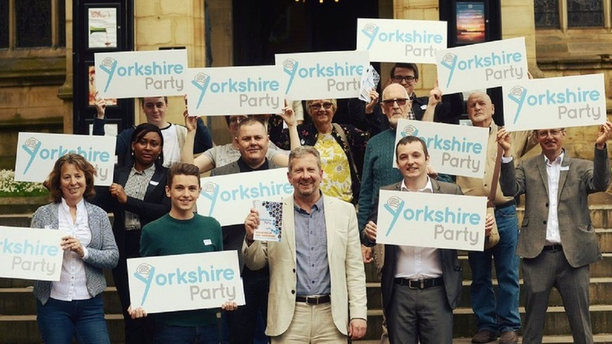 Britain's smallest parties: Meet the Yorkshire Party