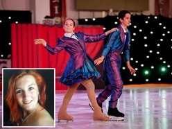 Telford ice-skating show pulls in £4,000 for Georgia Williams Trust