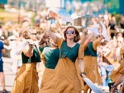 Shrewsbury Folk Festival: Music leaves fans in heaven