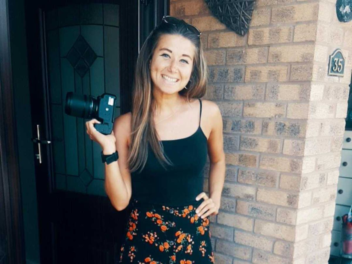 Photographer Lucy Poole, of Telford, is making a name for herself on the doorstep despite lockdown scare