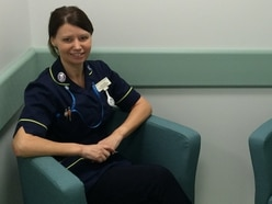 Honour as Shropshire nurse named one of best in country