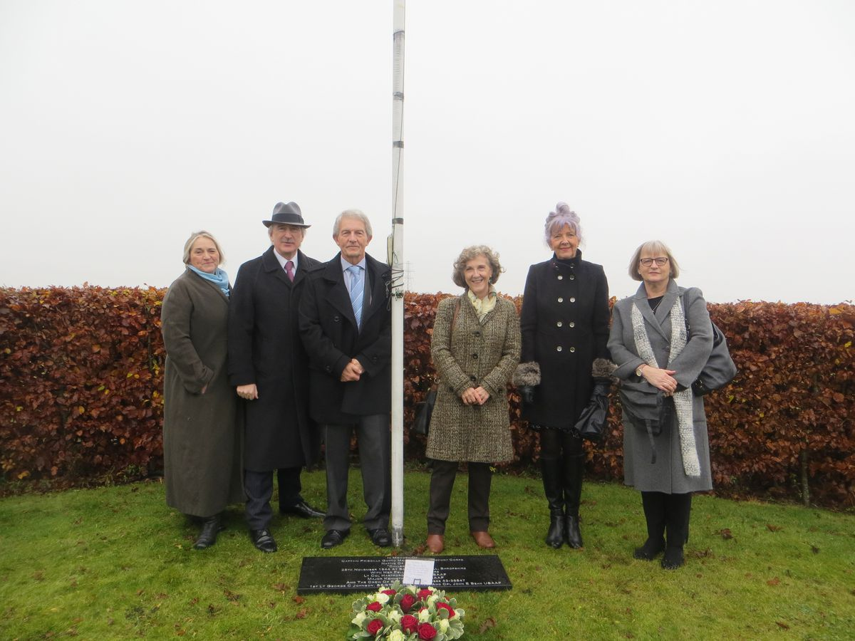 Priscilla was remembered in a Belfast ceremony on the 75th anniversary of her death