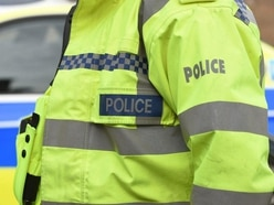 Hunt launched after Telford street robberies