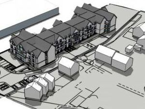 How the care home could look.