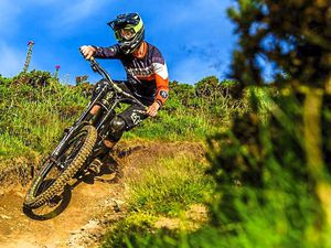 Tougher trails en route at Elan Calley