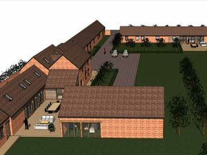 An artist's impression of the proposed conversion