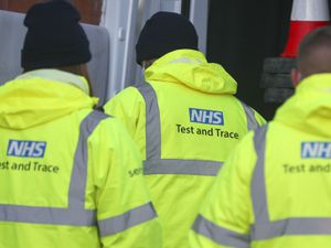 More than 2,000 people have been told to isolate by NHS Test & Trace in the county