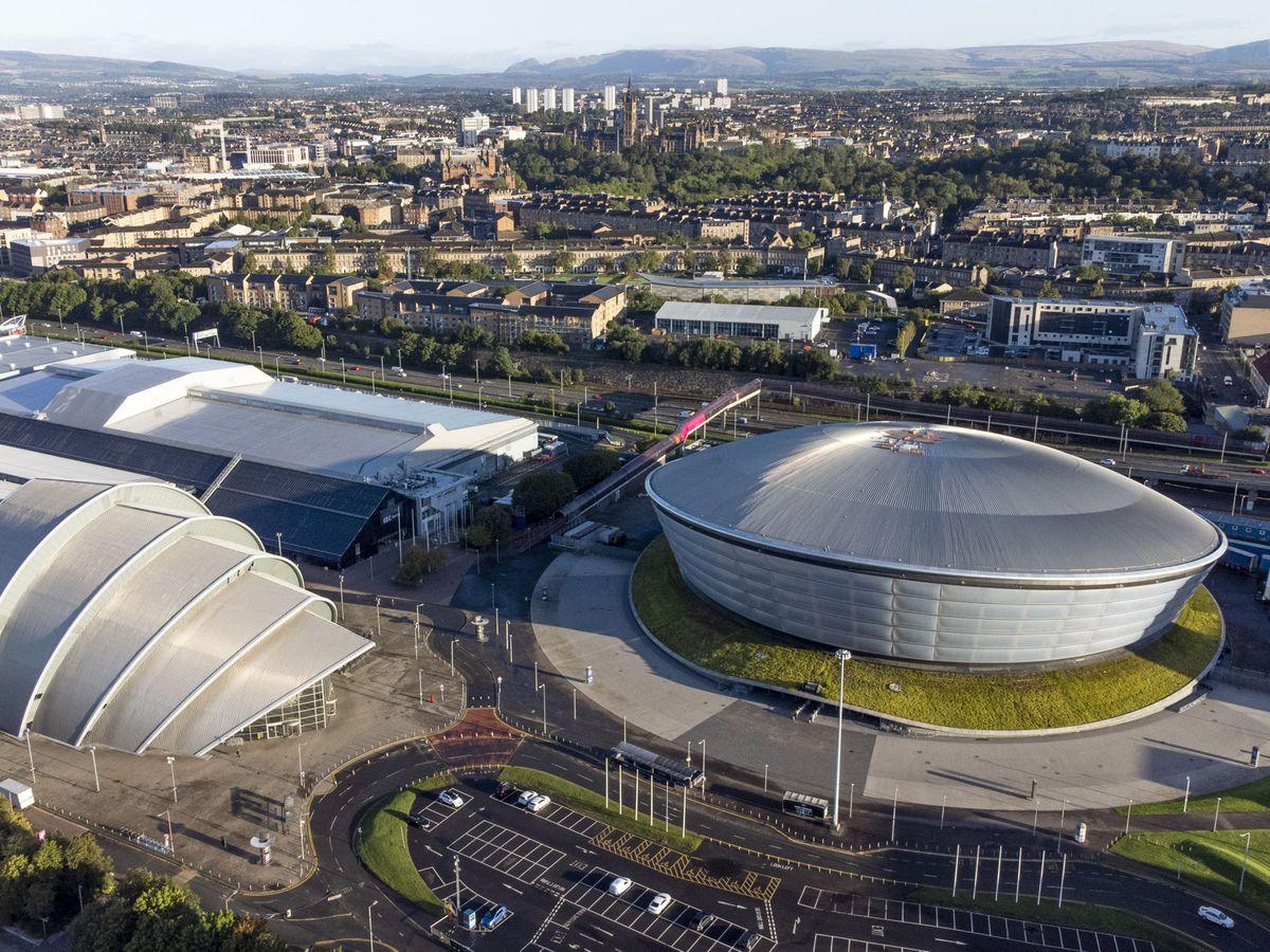 The SECC campus in Glasgow