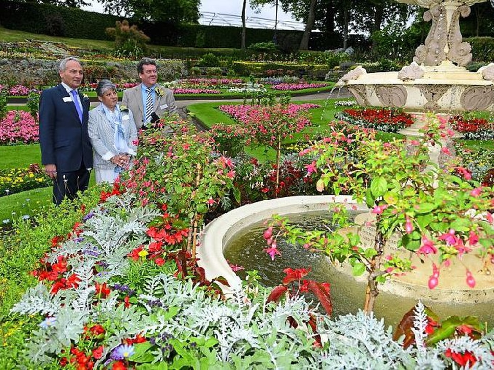 Sweet success for Shropshire towns as In Bloom winners announced