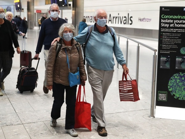 Coronavirus: Hundreds of Shropshire residents stranded abroad as government continues 'largest evacuation ever undertaken in peacetime'
