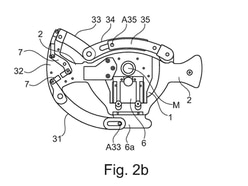 BMW patents steering wheel that changes shape