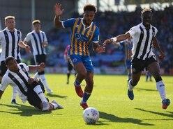 Shrewsbury Town 2 Gillingham 2 - Match highlights