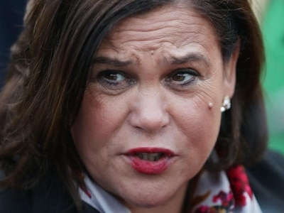 Sinn Fein leader says she would not justify every action taken by IRA