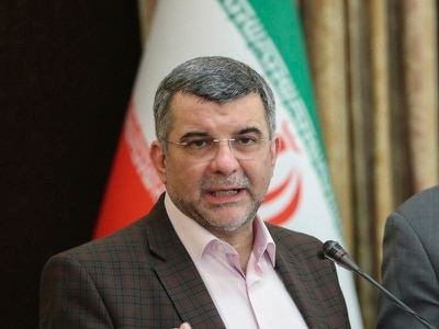 Iranian anti-coronavirus task force chief tests positive for virus