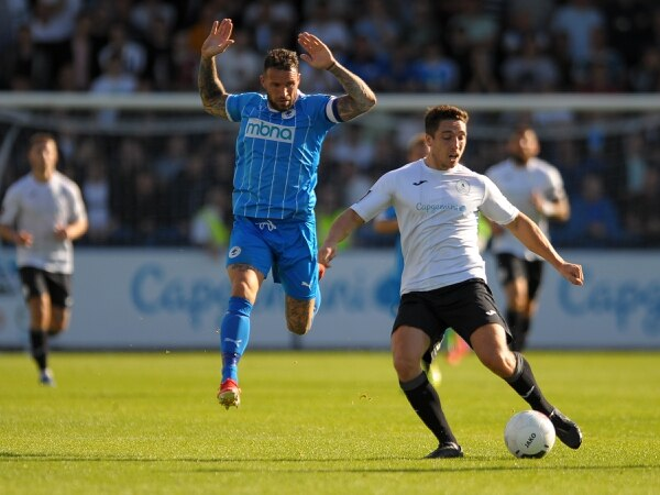 Telford 1 Chester 3 - Report and pictures