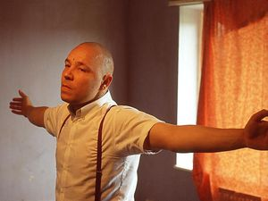 Stephen Graham as Combo in This Is England. Pic: PA Photo/Big Arty Productions