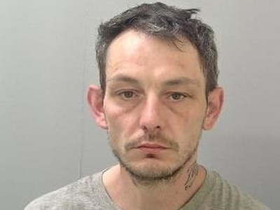 Jailed: Church Stretton man stabbed Shrewsbury shop worker with syringe