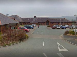 Ysgol Dyffryn Trannon in Trefeglwys. Photo: Google.