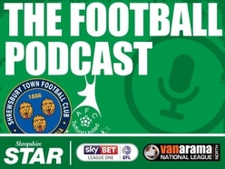 Shropshire Football Podcast - Episode ten: Who fancies a recovery retreat?