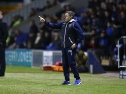 Paul Hurst hails Shrewsbury's 'mental strength' following Oldham victory