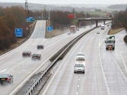 Telford council backs M54-M6 link plan