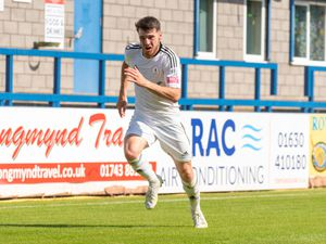 Harry Bower scored a fine individual goal for loan club Barwell