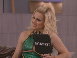 Andrew Brady gets close to Courtney Act after escaping CBB eviction