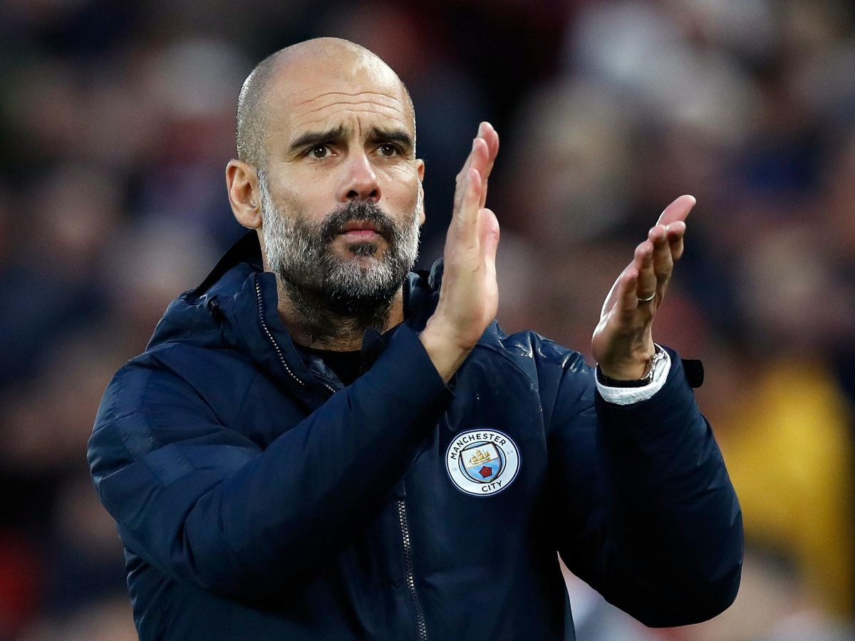 Pep Guardiola is confident Manchester City can deliver in the Champions League