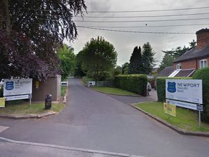 Newport Salop Rugby Union Football Club. Photo: Google