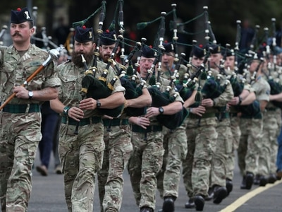 Royal Edinburgh Military Tattoo marks 70th anniversary