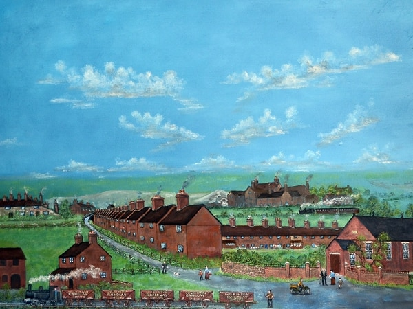 John puts disappeared village back in the frame