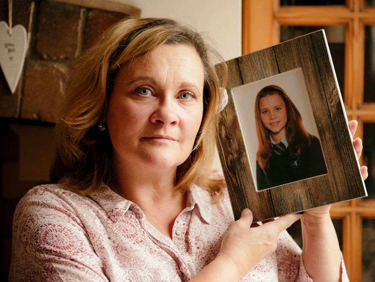 Rosemary Westwood-Rose is fighting for an inquest into the death of her 16-year-old daughter Libby