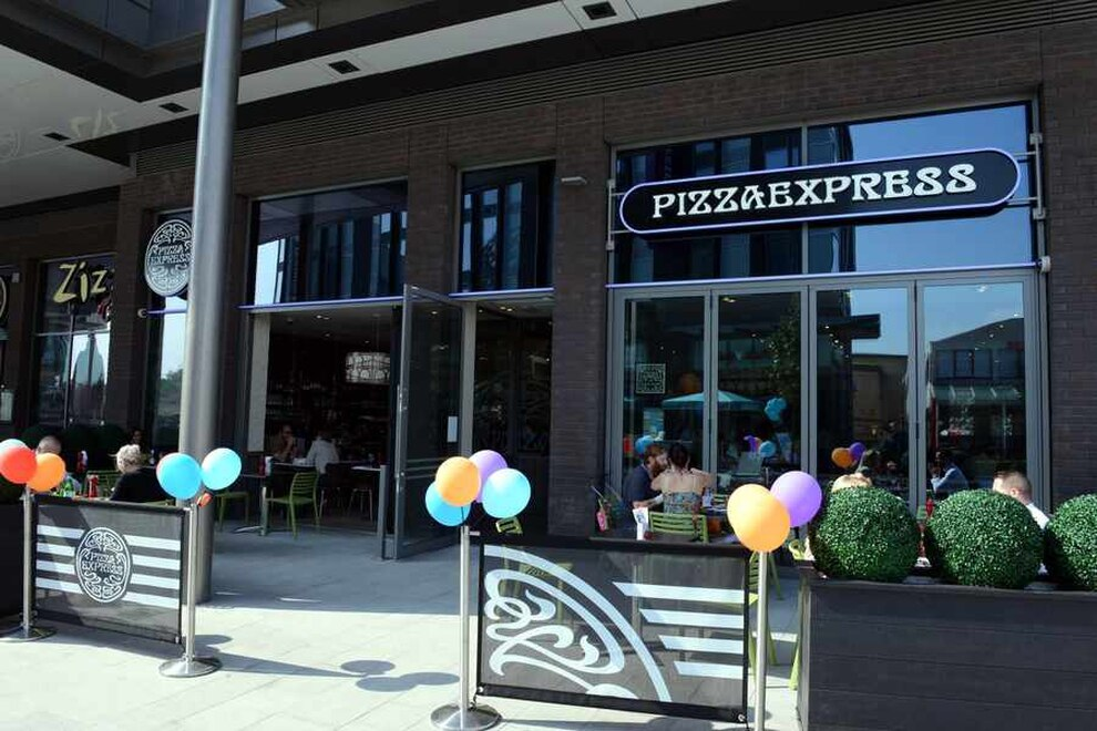 More Servings As Pizza Express Opens At Southwater