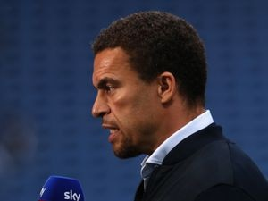 Valerien Ismael Head Coach / Manager of West Bromwich Albion during SKY TV / Television interview. (AMA)