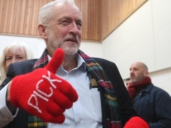 Corbyn rows back on his dismissal of Scottish independence referendum