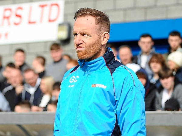 Gavin Cowan: AFC Telford will rise to the occasion