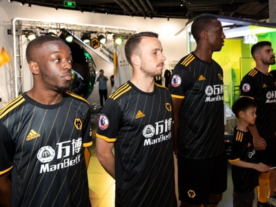 Interview: Diogo Jota enjoying Wolves' rapid rise
