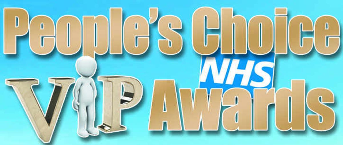 Shropshire NHS Awards:  Graham Furber is putting a lifetime of expertise to good use