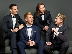 Collabro sued for Telford concert no show