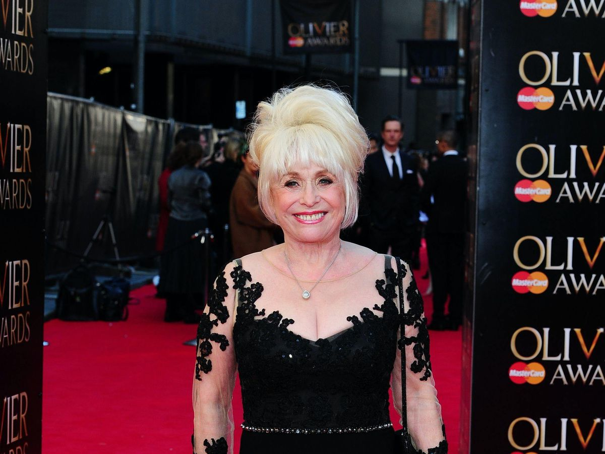 Dame Barbara Windsor urged people to 'make a stand against dementia'