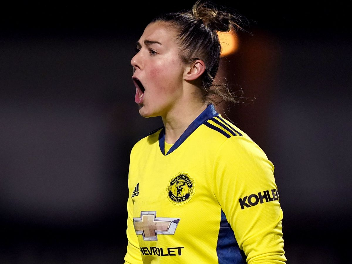 Manchester United goalkeeper Mary Earps has had to be patient in her quest for an England recall