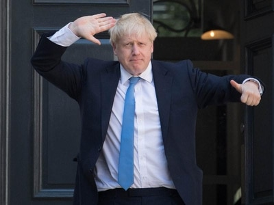 #NotMyPM: Opponents round on Boris Johnson as he's elected next prime minister