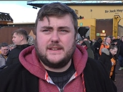 'If this was the Fury fight last night, they'd have stopped it!' Wolves fans on Norwich battering - WATCH